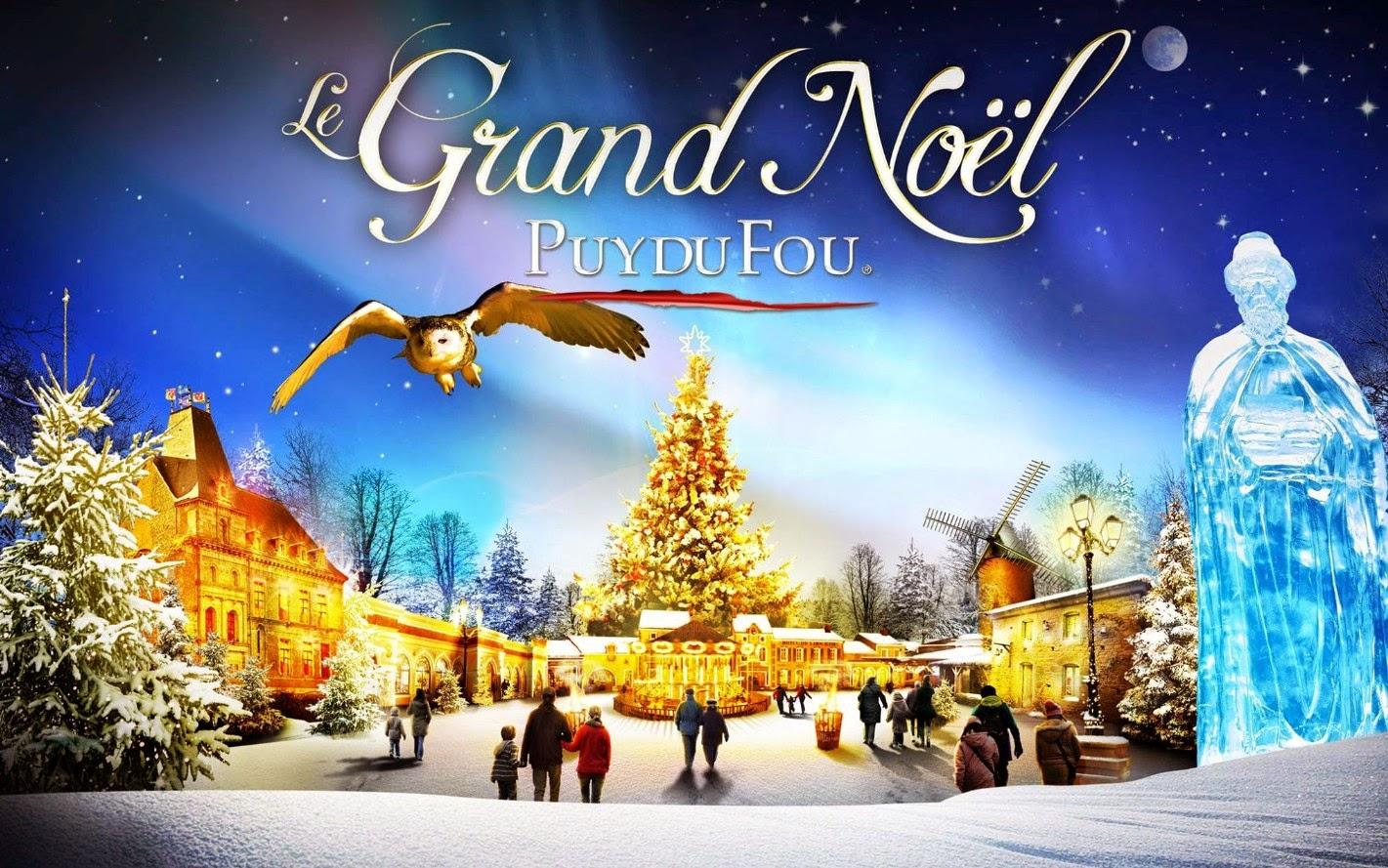 le grand noel du puy du fou PARKS Trip: Le Grand Noël du Puy du Fou : Un moment inoubliable et  le grand noel du puy du fou