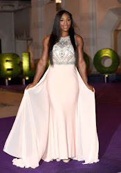 Totally Ladylike, Serena Williams Shows She Is All Female..