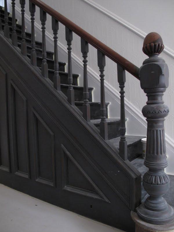 47 Park Avenue Hallway Staircase Landing Updated