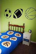 howie's room