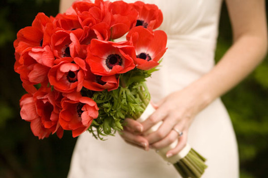 Beautiful wedding flowers bridal bouquets