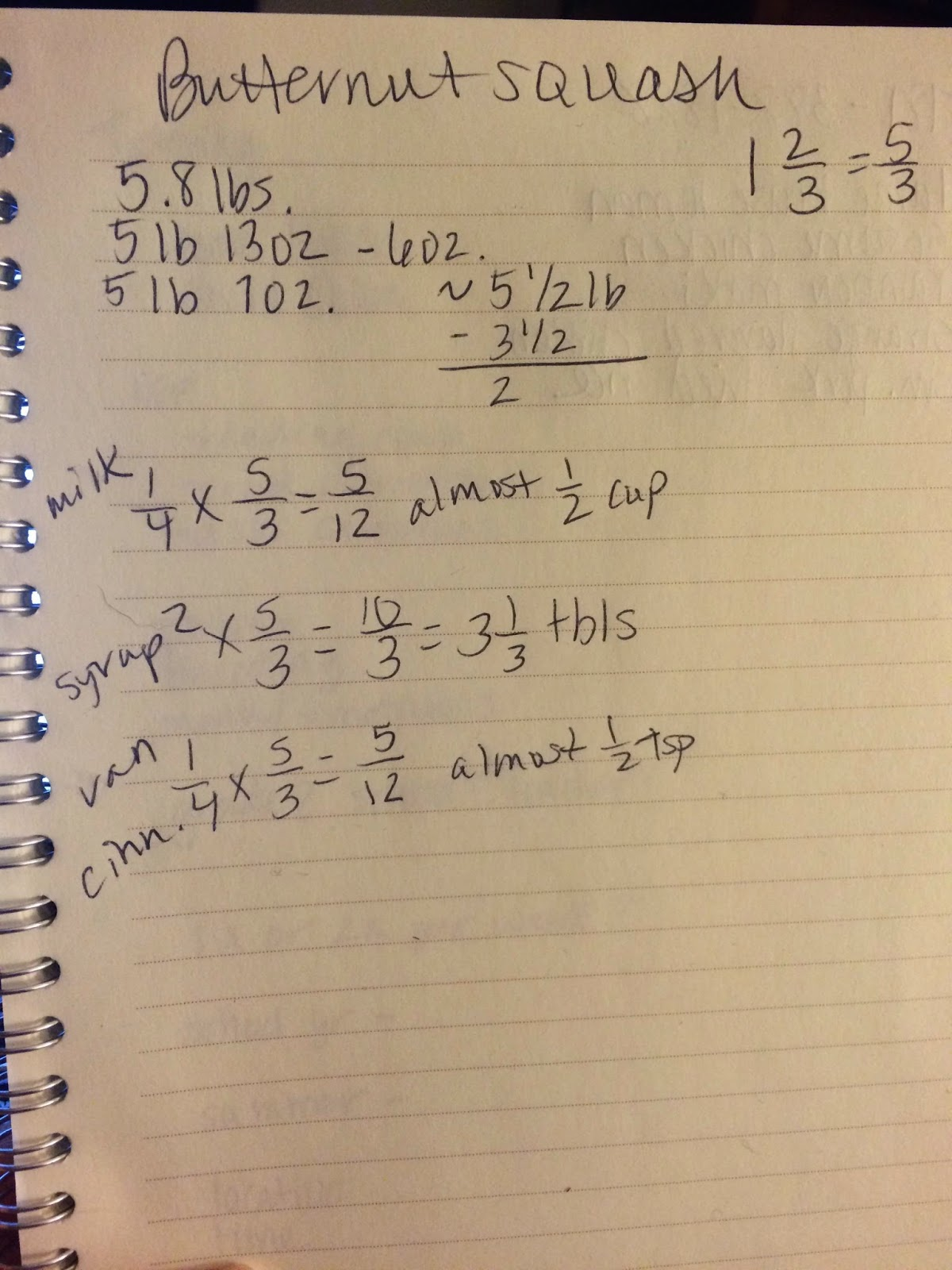 Math Teacher Mommy: Kids in the Kitchen (Fractions/Multiplication)