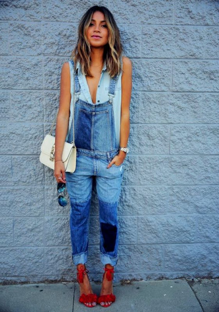 look total jeans