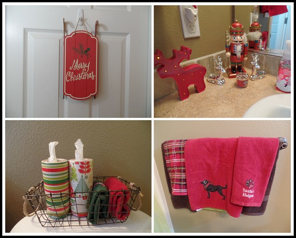 This year I decided to decorate our bedroom  I have never really decorated our bedroom for Christmas  but now that the kids are young adults  and they often. April  39 s Homemaking  Christmas 2015 Home Tour