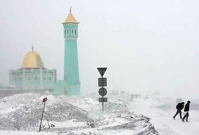 Masjid Nurd Kamal Mosque