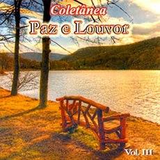 Download CD Coletânea Paz e Louvor Vol. III