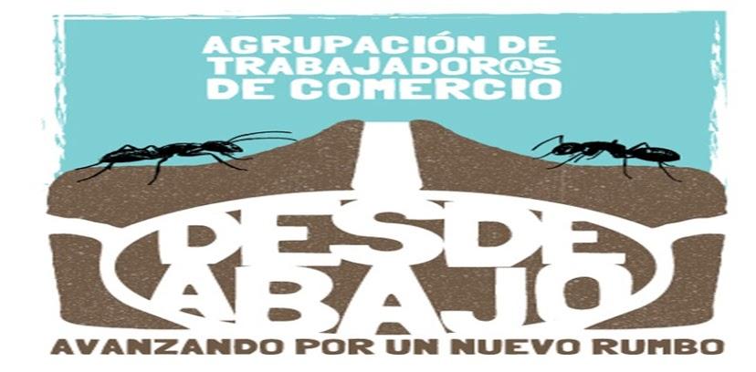 .Agrupación de Trabajadores de Comercio DESDE ABAJO