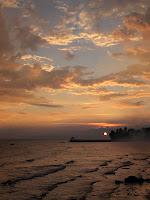 Sunset - Bagus Place, Pulau Tioman