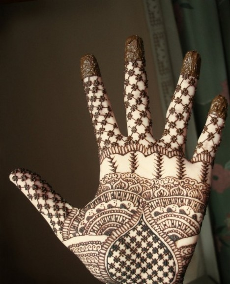 Mehndi Design For Kids Hand All About