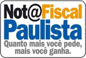 NOTA FISCAL PAULISTA 2015