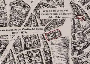 Plano de la Villa y Corte de Madrid, 64 illustrations. Madrid street -plan, 1800