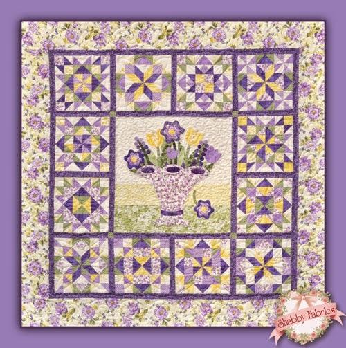My Grandma's Garden | Shabby Fabrics Exclusive