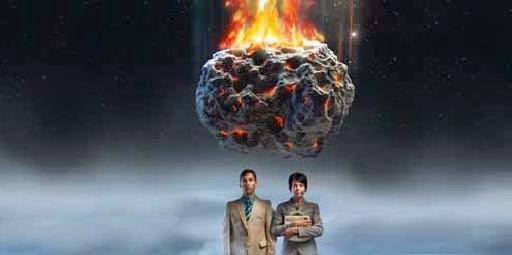 ¿Por qué no avisó la NASA -con su proeza en Marte- del gran meteorito que se dirigía hacia Rusia..?