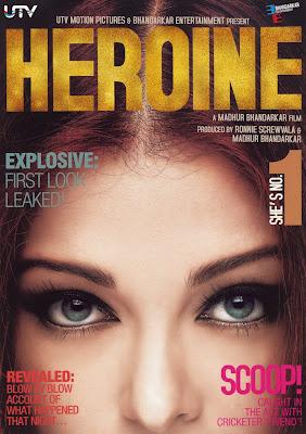 Aishwarya Rai Heroine Posters