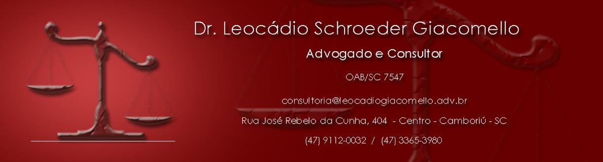 Dr. Leocádio Schroeder Giacomello