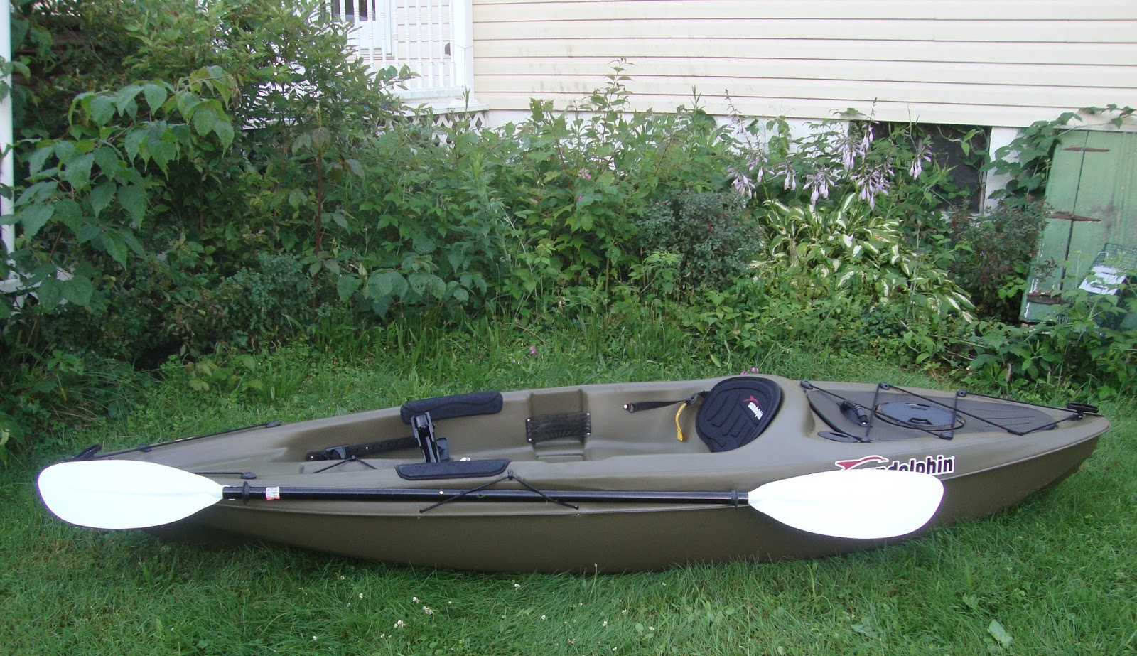 Streamside Tales Sun Dolphin Journey 10 Ss Kayak Review