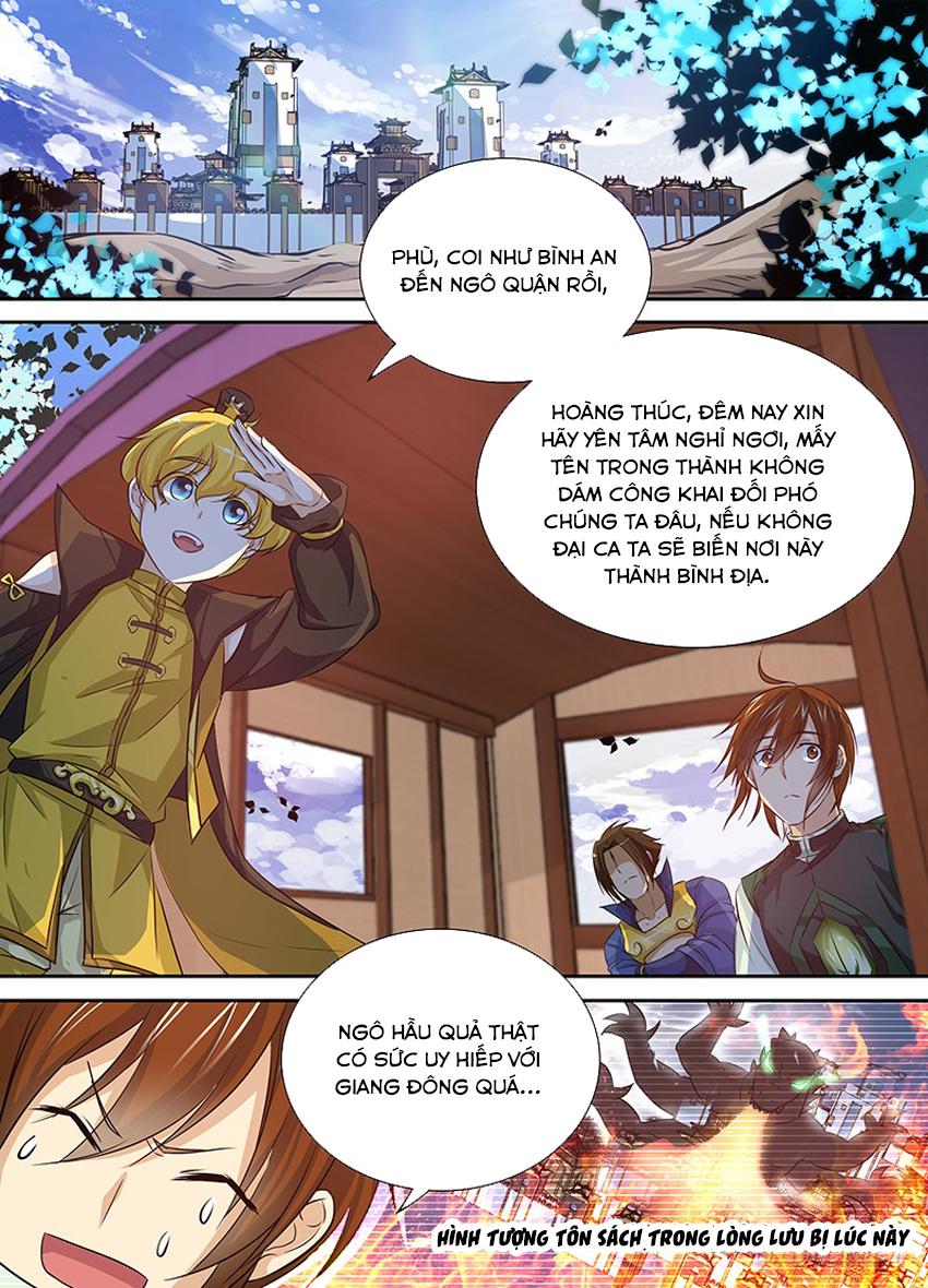 Thiên Cơ Tam Quốc chap 19 - Trang 2