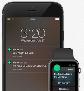 So, should I try Kono.ai? It's available for iPhone and Apple watch. Meetings at work, picking up the kids, going to the gym - when you have a busy life there are a lot of things you have to juggle at the same time.