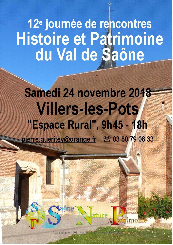 Histoire et Patrimoine du val de Saône
