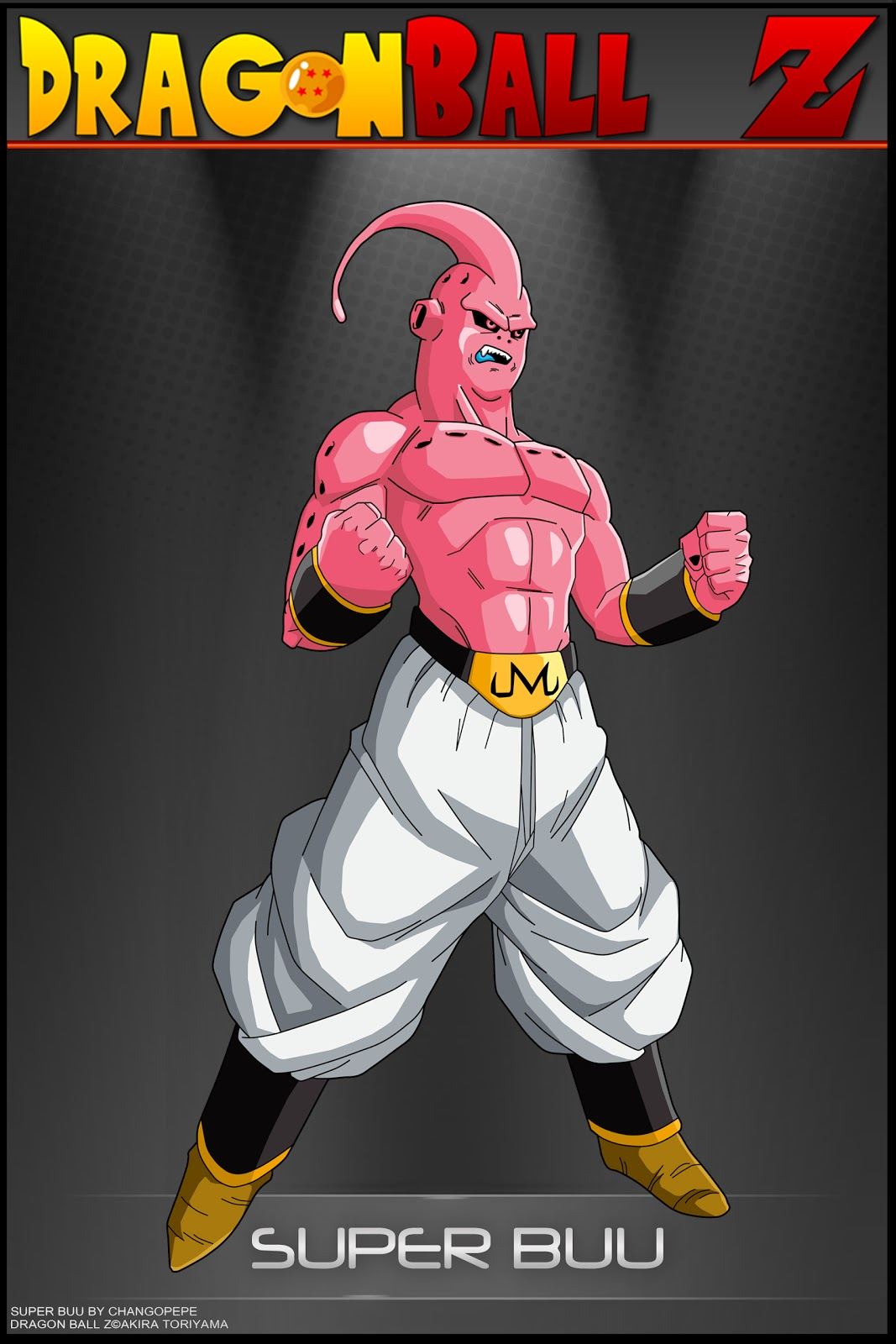 Dragon ball z wallpapers super buu - Images dragon ball z ...