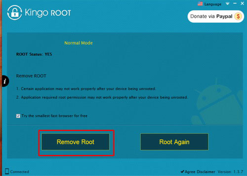 pc, rooting android tanpa komputer, cara unroot android, root semua ...