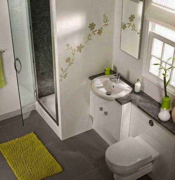 Desain Kamar Mandi Kecil Solusi Untuk Rumah Yang Mungil