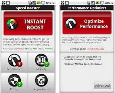 download Android Speed Booster FREE 1.42 Apk