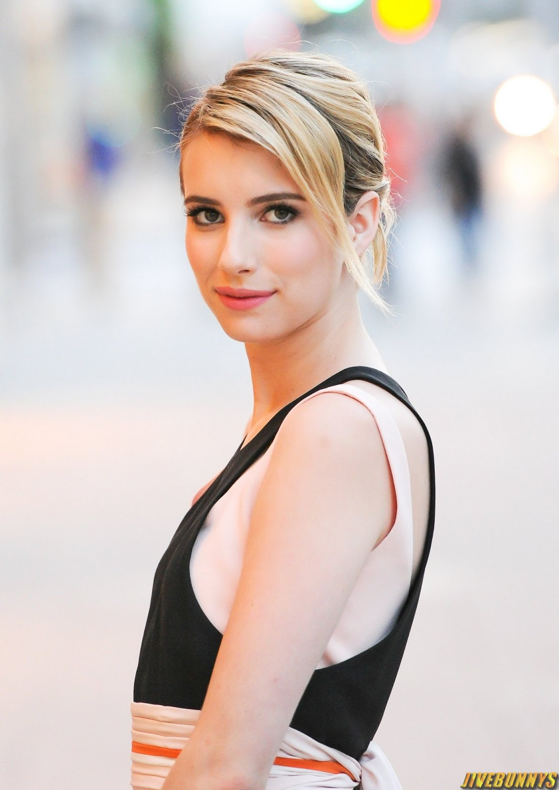 Jivebunnys Female Celebrity Picture Gallery Emma Roberts Hot Photos Gallery 6