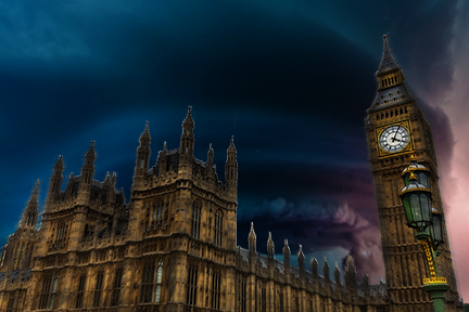 UK Gov't Reshuffle, Mass Arrests....660 arrested so far...  Storms-for-westminster