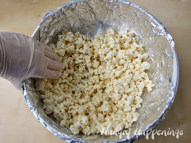 How to Make a Popcorn Bowl