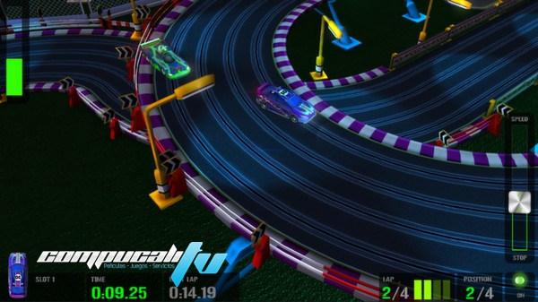 HTR Plus Slot Car Simulation PC Full