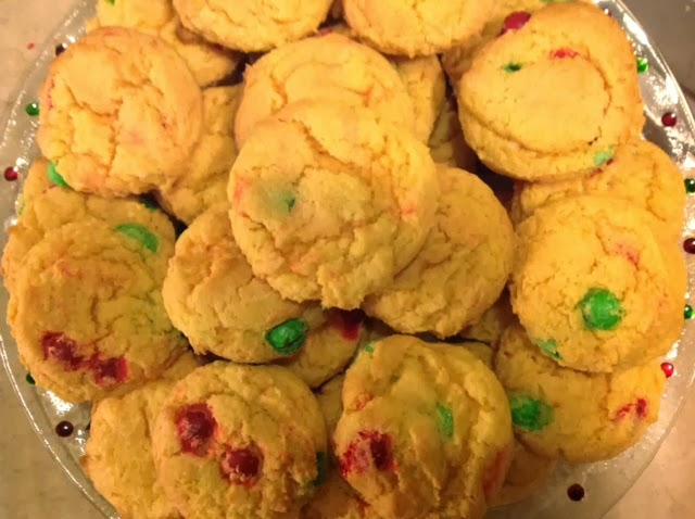 Christmas cookies from a mix reanimators