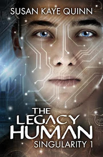 The Human Legacy by Susan Kaye Quinn   a Book Review on Reading List
