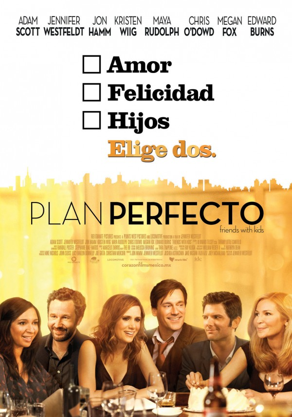 Un Plan Perfecto (2012)