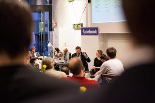 In Aktion MdB Lars Klingbeil (SPD)