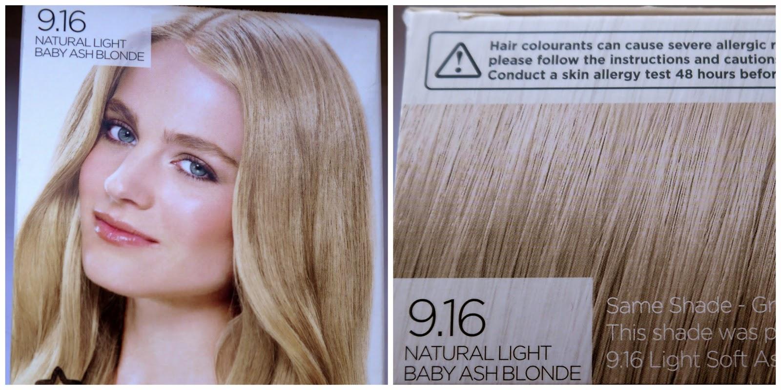 Superdrug Colour Performance In Natural Light Baby Ash Blonde