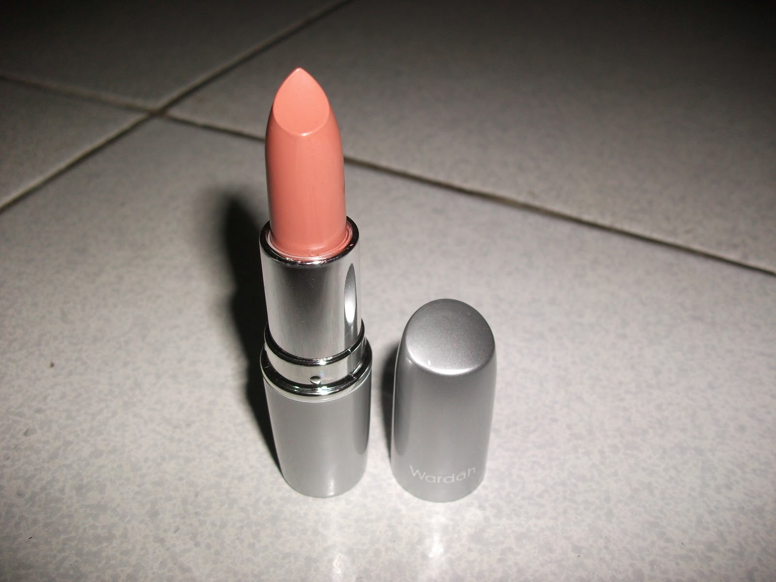 Build The Face Review Wardah Lipstick Matte No15