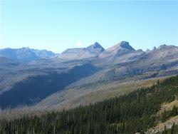 Glacier's CDT