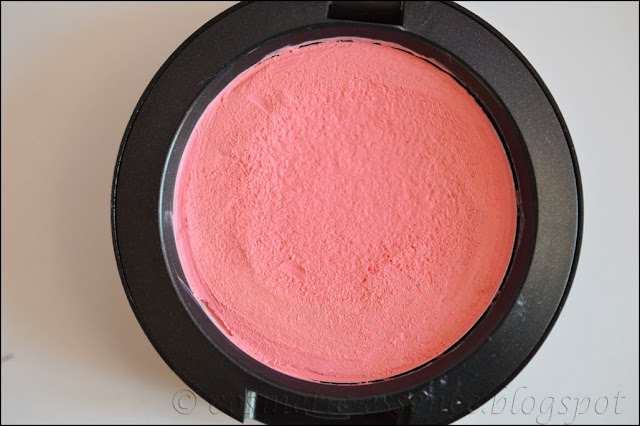 MAC So Sweet So Easy Cremeblend Blush