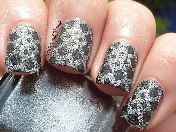 nailart and formal nail