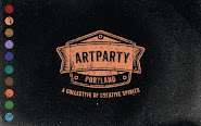Art Party Portland Oct 8-11