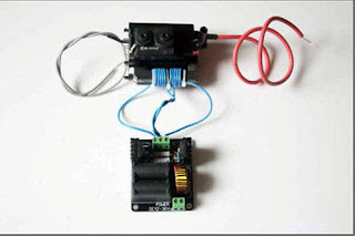ZVS Tesla coil flyback driver /Jacob's ladder+ignition coil/SGTC/Marx generator