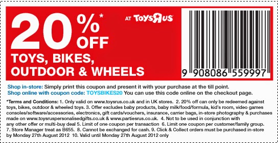Toys r us coupons printable december 2018