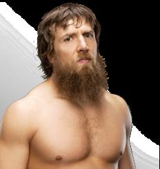 WWE superstar Daniel Bryan Intercontinental Championship