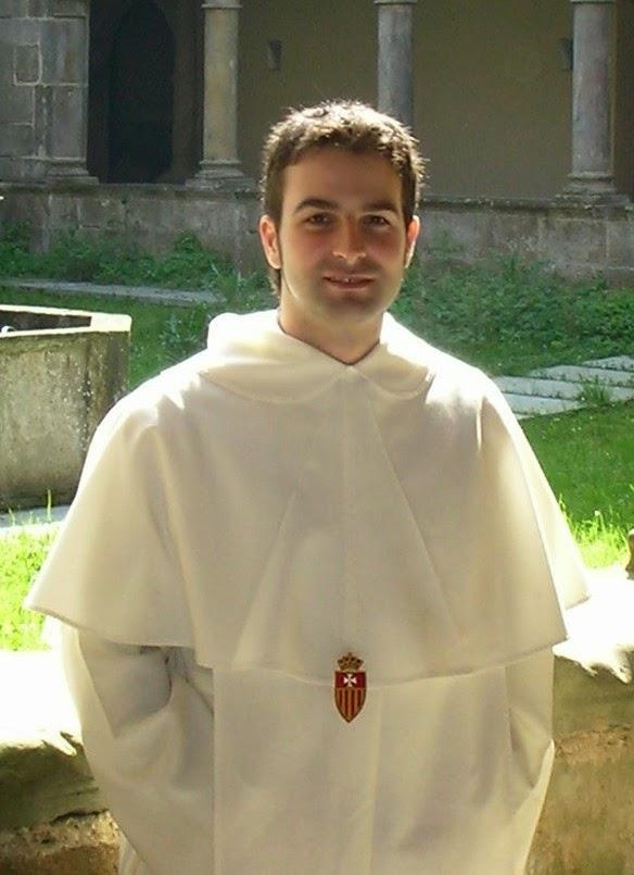 el sacerdote y fraile mercedario enrique mora gonzlez autor del presente escrito