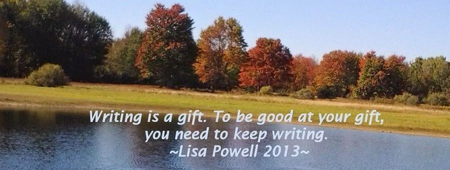 Books by Lisa Powell