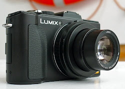 Favorite sidekick: Panasonic Lumix LX5