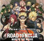 Naruto Shippuden The Movie 6