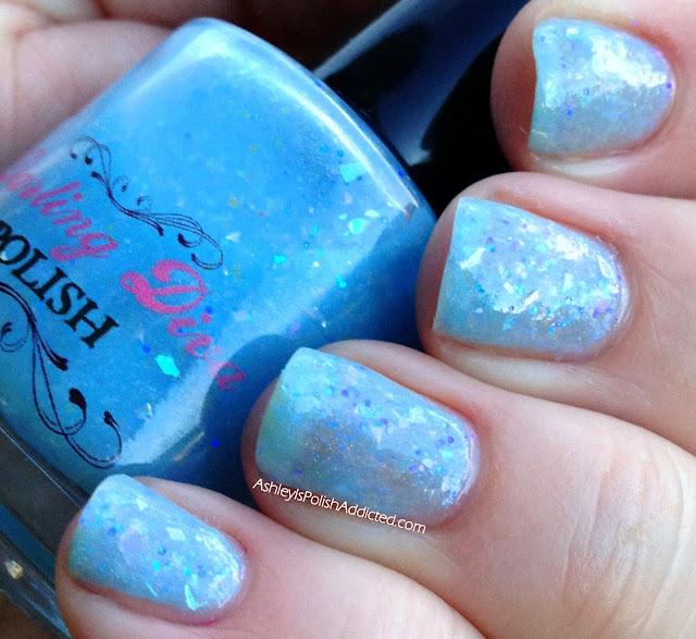 Ashley Is PolishAddicted: Darling Diva Polish Opal