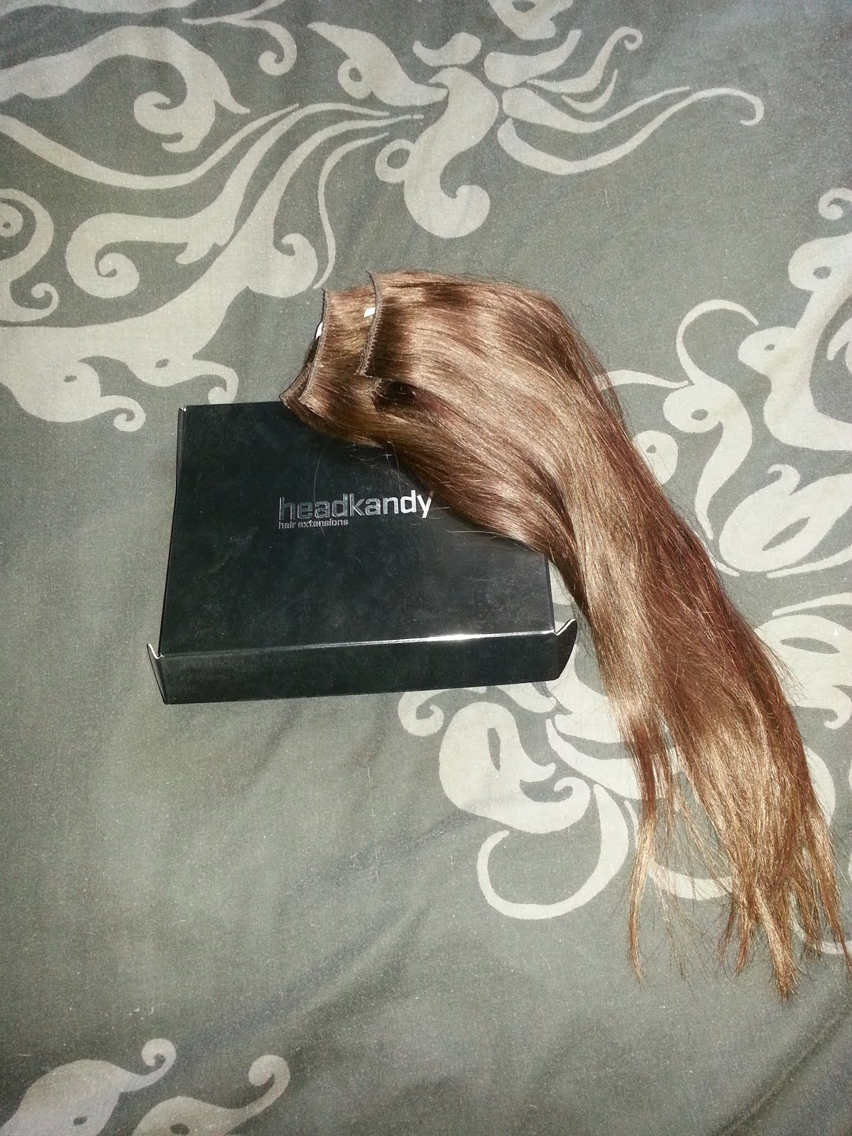 Bryony jordan headkandy hair extensions review this picture shows the packaging the extensions were in and the extensions themselves there was also additional packaging that the extensions were enclosed pmusecretfo Gallery